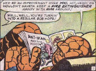 Fantastic Four #17, page 1, panel 3