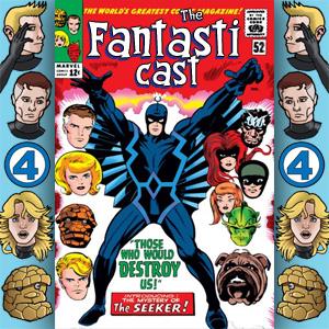 The Fantasticast Episode 52
