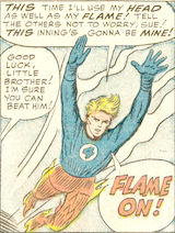 Strange Tales #111, page 12, panel 1