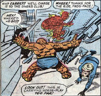 Fantastic Four Annual #1, page 6, panel 1