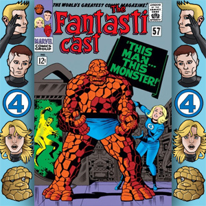 The Fantasticast Episode 57