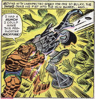 Fantastic Four Annual #1, page 22, panel 2