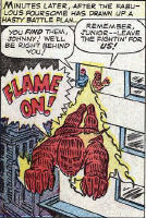 Fantastic Four Annual #1, page 28, panel 1