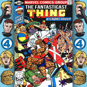 The Fantasticast Episode 60