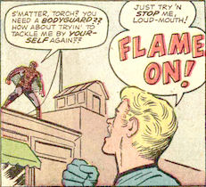 Strange Tales Annual #2, page 9, panel 6