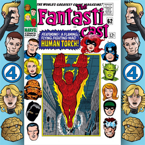The Fantasticast Episode 62