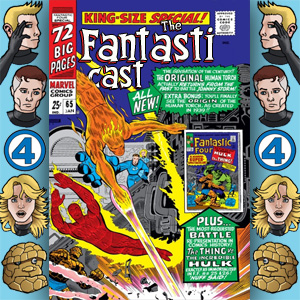 The Fantasticast Episode 65