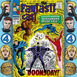 The Fantasticast Episode 68