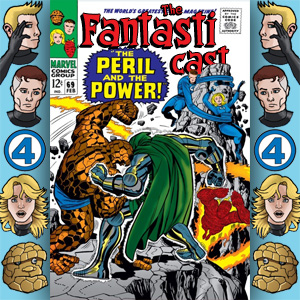 The Fantasticast Episode 69