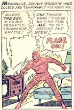 Strange Tales #112, page 6, panel 2