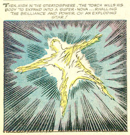 Strange Tales #112, page 10, panel 2