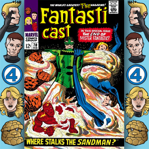 The Fantasticast Episode 70
