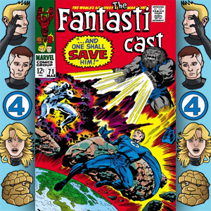 The Fantasticast Episode 71
