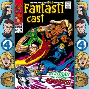 The Fantasticast Episode 72