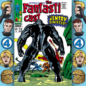 The Fantasticast Episode 73