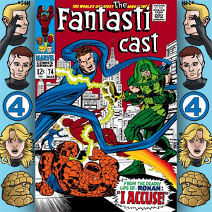 The Fantasticast Episode 74