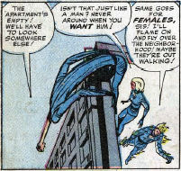 Fantastic Four #19, page 2, panel 3