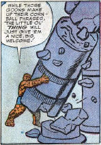 Fantastic Four #19, page 16, panel 1
