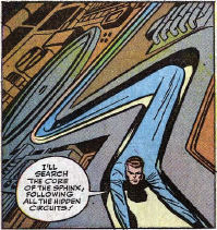 Fantastic Four #19, page 20, panel 1