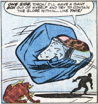 Fantastic Four #20, page 3, panel 2