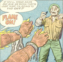 Strange Tales #114, page 16, panel 3