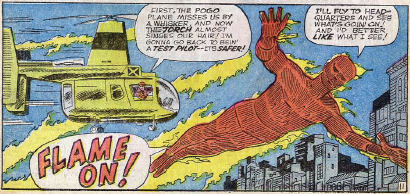 Fantastic Four #21, page 11, panel 5