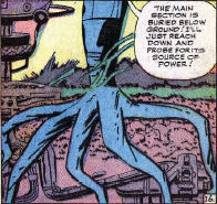 Fantastic Four #21, page 16, panel 5