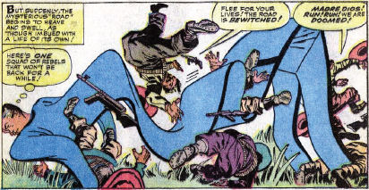 Fantastic Four #21, page 16, panel 1