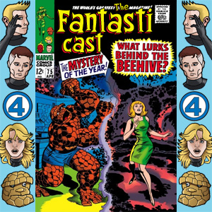 The Fantasticast Episode 75
