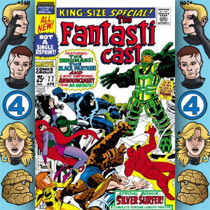 The Fantasticast Episode 77