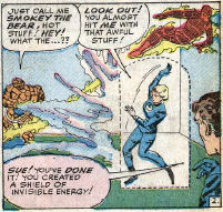 Fantastic Four #22, page 2, panel 5