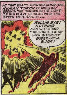 Fantastic Four #22, page 21, panel 6
