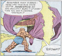 Fantastic Four #23, page 7, panel 3