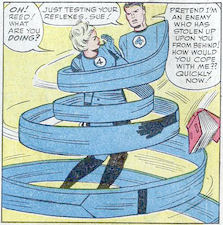 Fantastic Four #23, page 14, panel 2