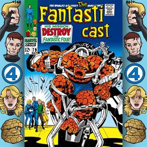 The Fantasticast Episode 79
