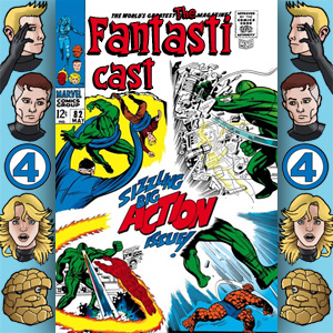 The Fantasticast Episode 82