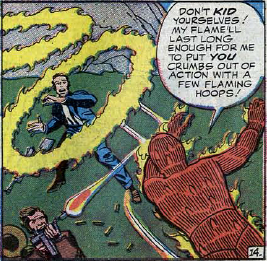 Fantastic Four #24, page 14, panel 7
