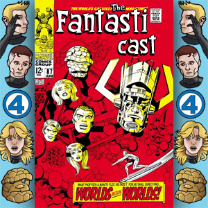 The Fantasticast Episode 87