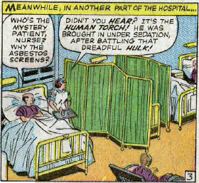 Fantastic Four #26, page 3, panel 6