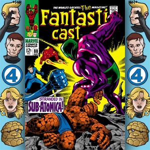 The Fantasticast Episode 88