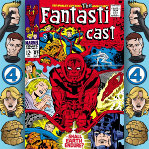The Fantasticast Episode 89