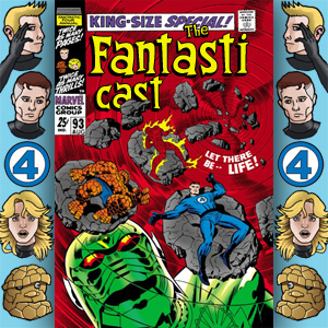 The Fantasticast Episode 93