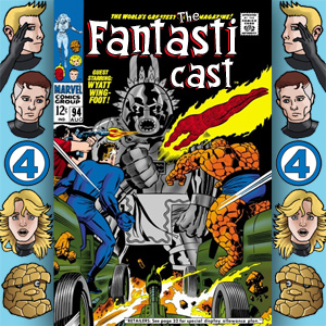 The Fantasticast Episode 94