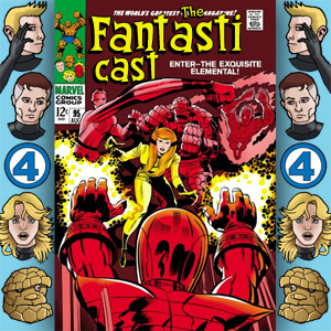 The Fantasticast Episode 95