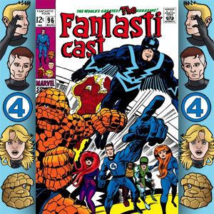 The Fantasticast Episode 96