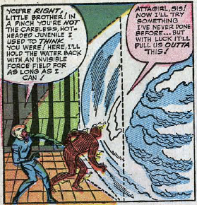 Fantastic Four #27, page 17, panel 1
