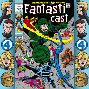 The Fantasticast Episode 97