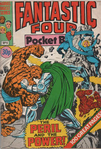 Fantastic Four Pocket Book 9