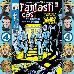The Fantasticast Episode 101