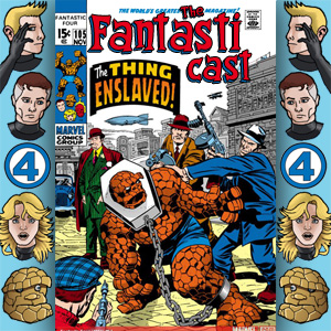 The Fantasticast Episode 105